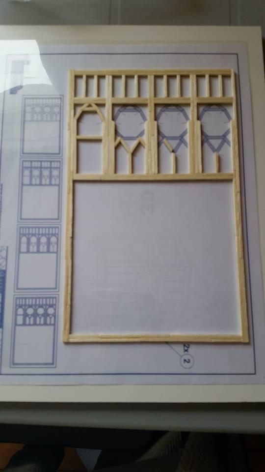 Matchitecture: Cathédrale Notre-Dame-de-Paris Plan_210