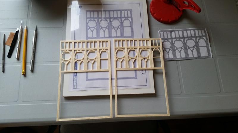 Matchitecture: Cathédrale Notre-Dame-de-Paris Plan_311