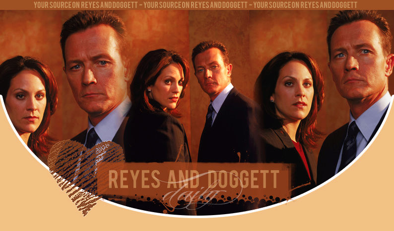 john doggett & Monica Reyes