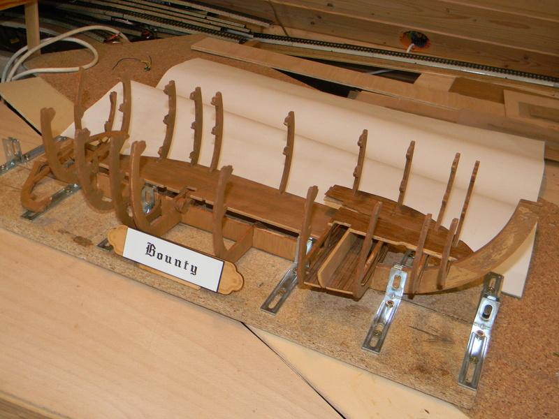 HMS Bounty 1:46 delPrado Ausg_114