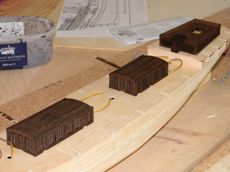 Meine Cutty Sark von delPrado wird gebaut - Seite 2 Deck_712