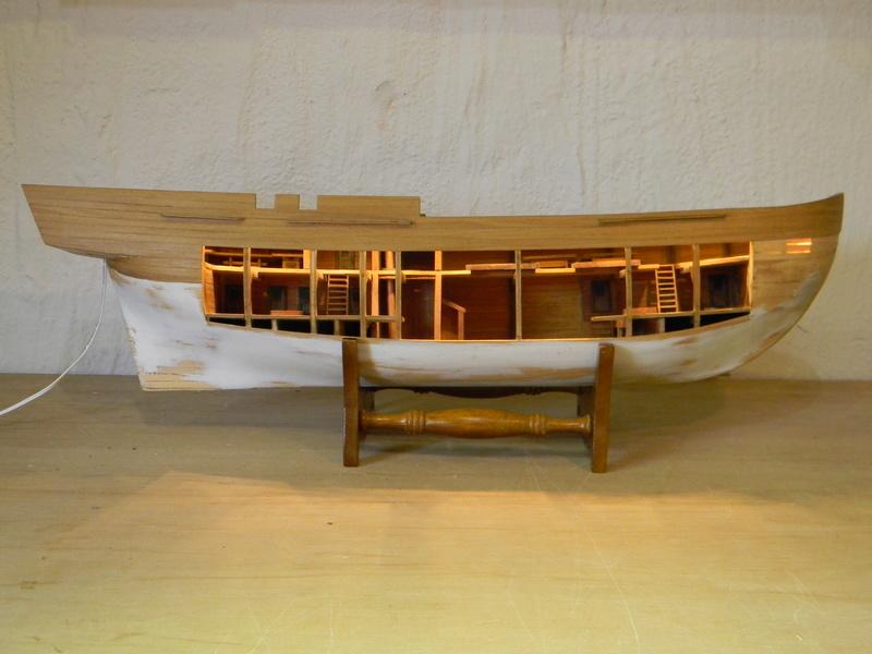 HMS Bounty 1:46 delPrado Dscn4819