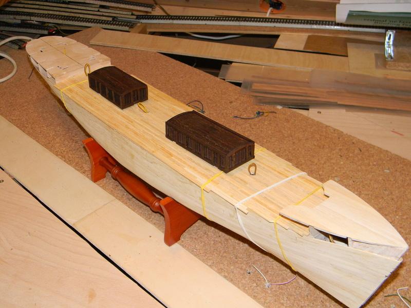Meine Cutty Sark von delPrado wird gebaut - Seite 2 Rumpf_25