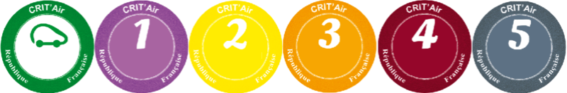 Les Zones Crit'air Bandea10