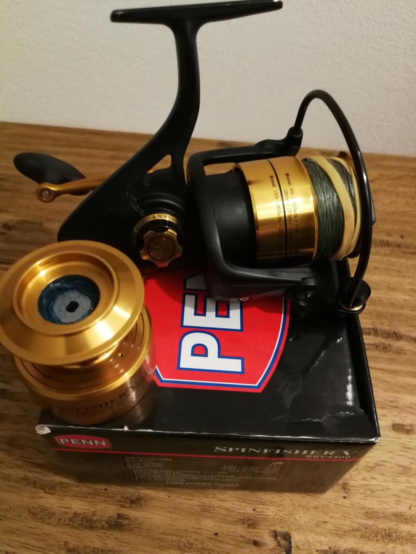 [Vendo] usato penn spinfisher 4500  Img_2044