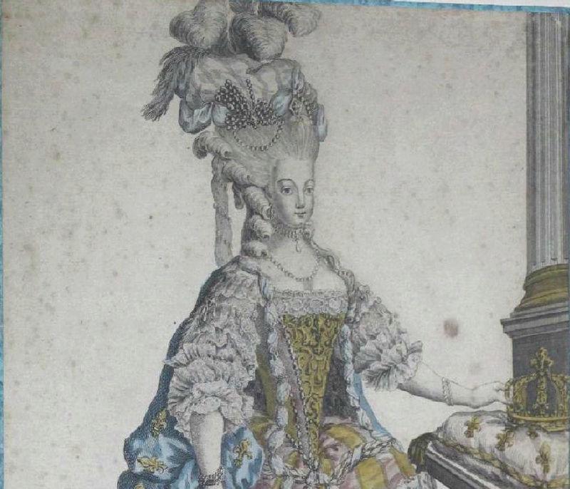 A vendre: Louis XVI et Marie Antoinette - Page 4 Zzclau23