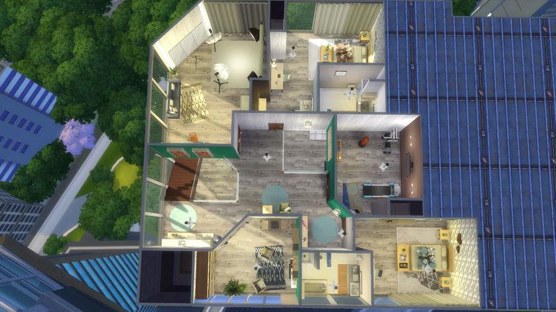 [Votes] Un logement de prestige Etage10