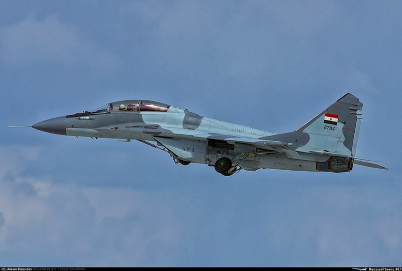 Russia - Egypt military contracts - Page 14 Mig3510