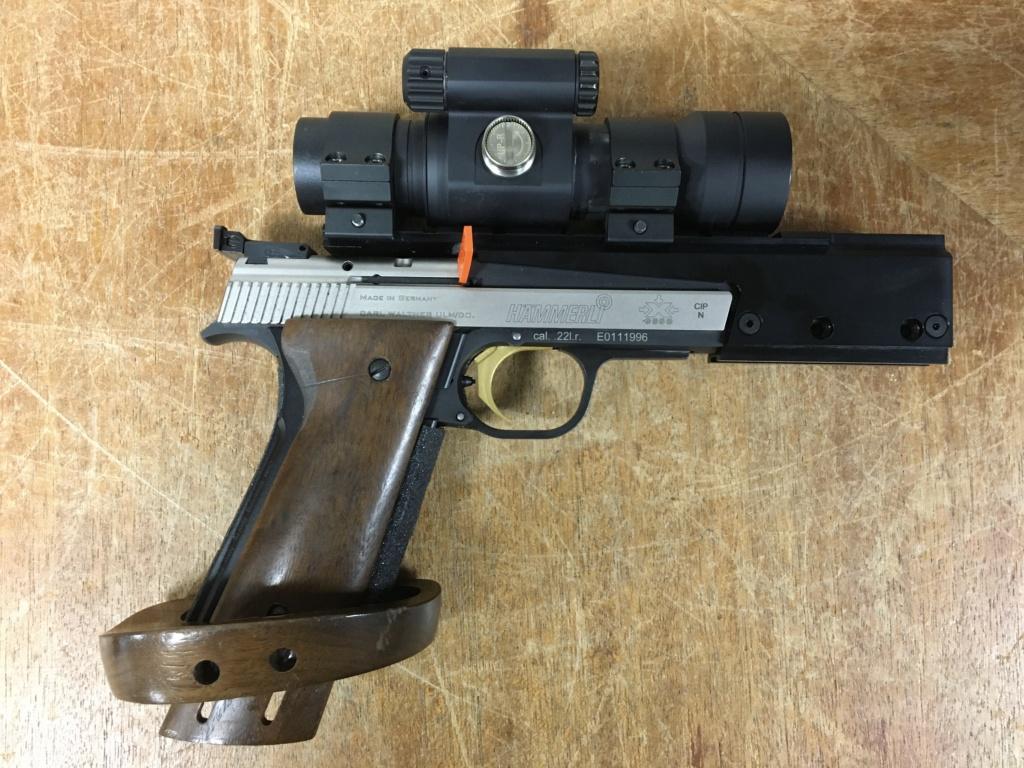 CMM Shooting Sports 1911 Grip Adapter - Hammerli Xesse 257c2110