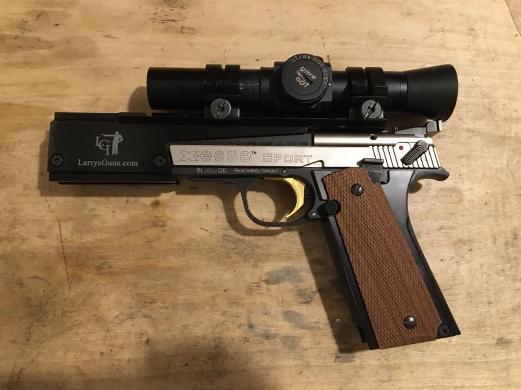 CMM Shooting Sports 1911 Grip Adapter - Hammerli Xesse De67e310
