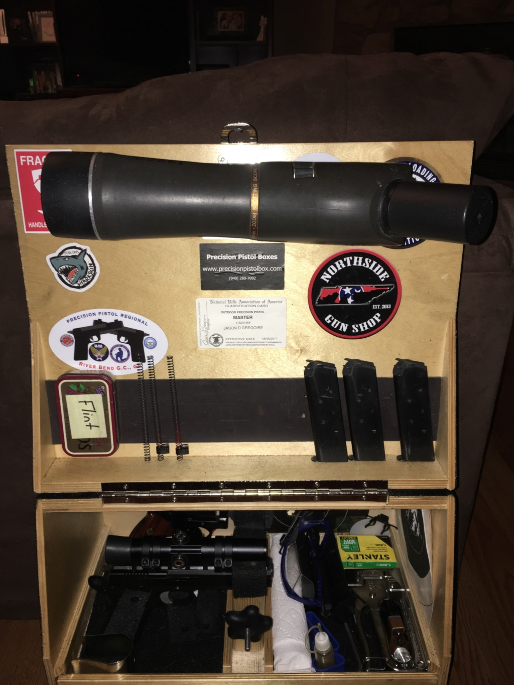 Spotting Scope Size Efa9da10