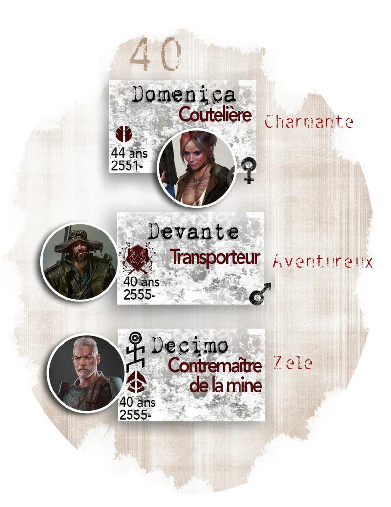 Le clan Culterini 4012