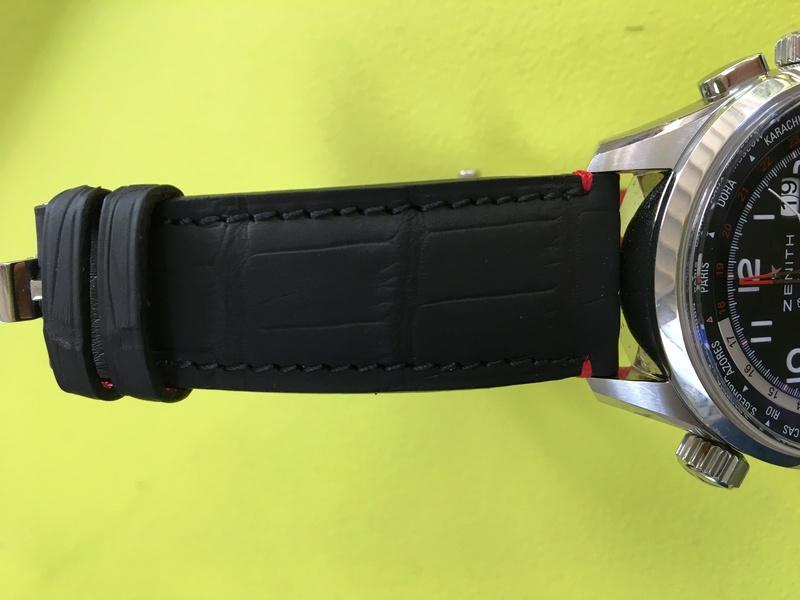 Enfin un bracelet décent pour ma Doublematic Img_0319