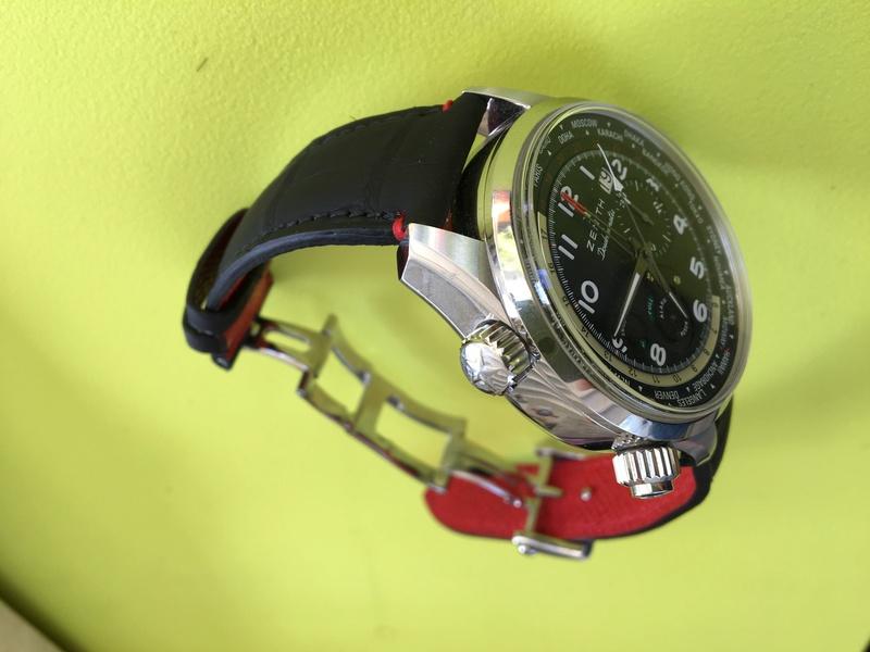 Enfin un bracelet décent pour ma Doublematic Img_0320