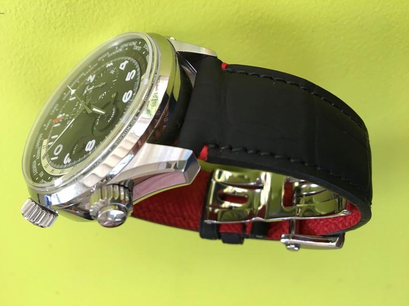 Enfin un bracelet décent pour ma Doublematic Img_0321