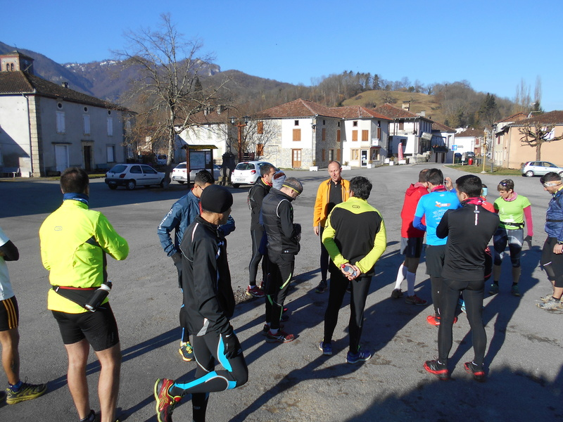 Sortie trail, Arbas le dimanche 26/02/2017 Dscn0213
