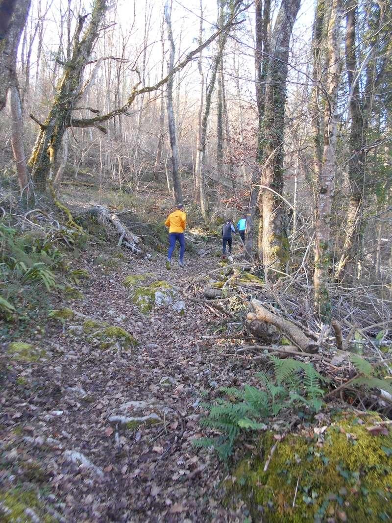 Sortie trail, Arbas le dimanche 26/02/2017 Dscn0219