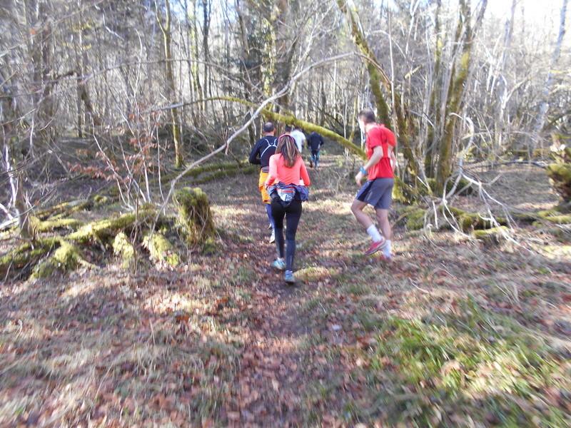 Sortie trail, Arbas le dimanche 26/02/2017 Dscn0220