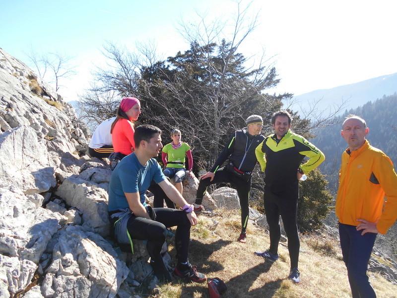 Sortie trail, Arbas le dimanche 26/02/2017 Dscn0225