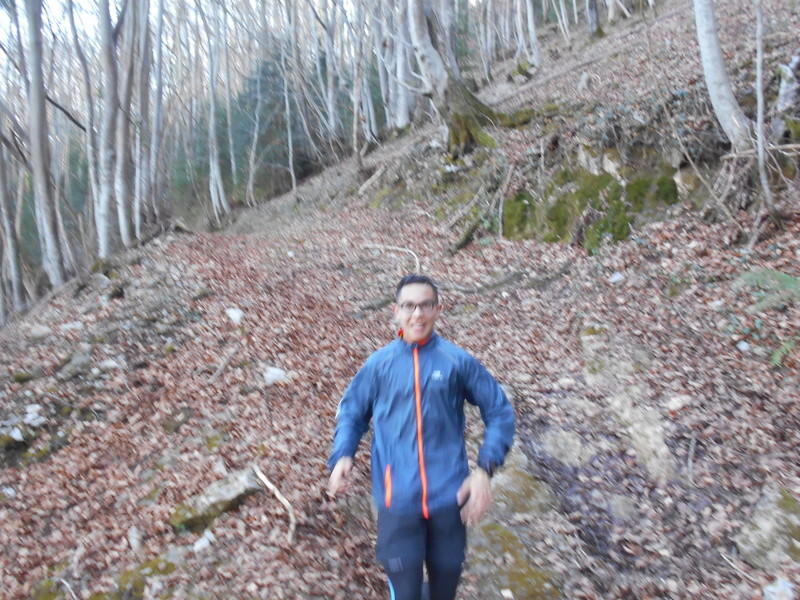 Sortie trail, Arbas le dimanche 26/02/2017 Dscn0233