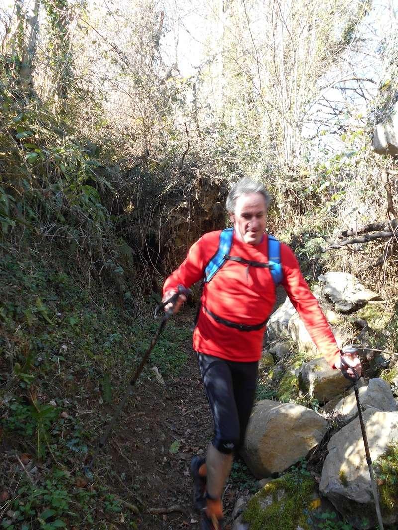 Sortie trail, Arbas le dimanche 26/02/2017 Dscn0235