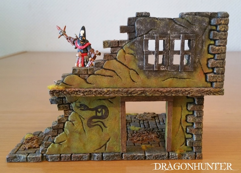 Dragonhunter's Terrain Pieces 0110