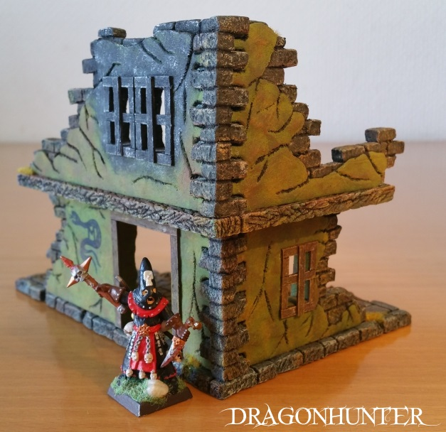Dragonhunter's Terrain Pieces 0210