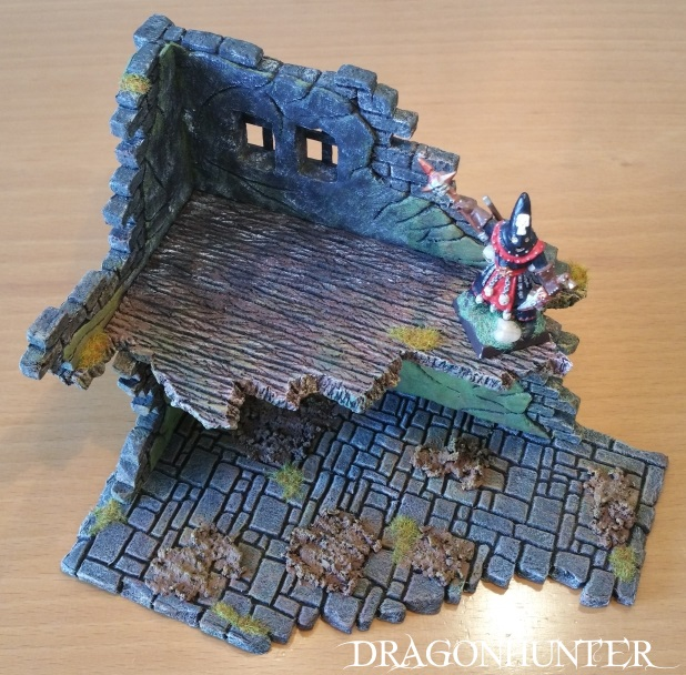 Dragonhunter's Terrain Pieces 0310