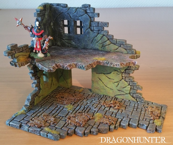 Dragonhunter's Terrain Pieces 0410