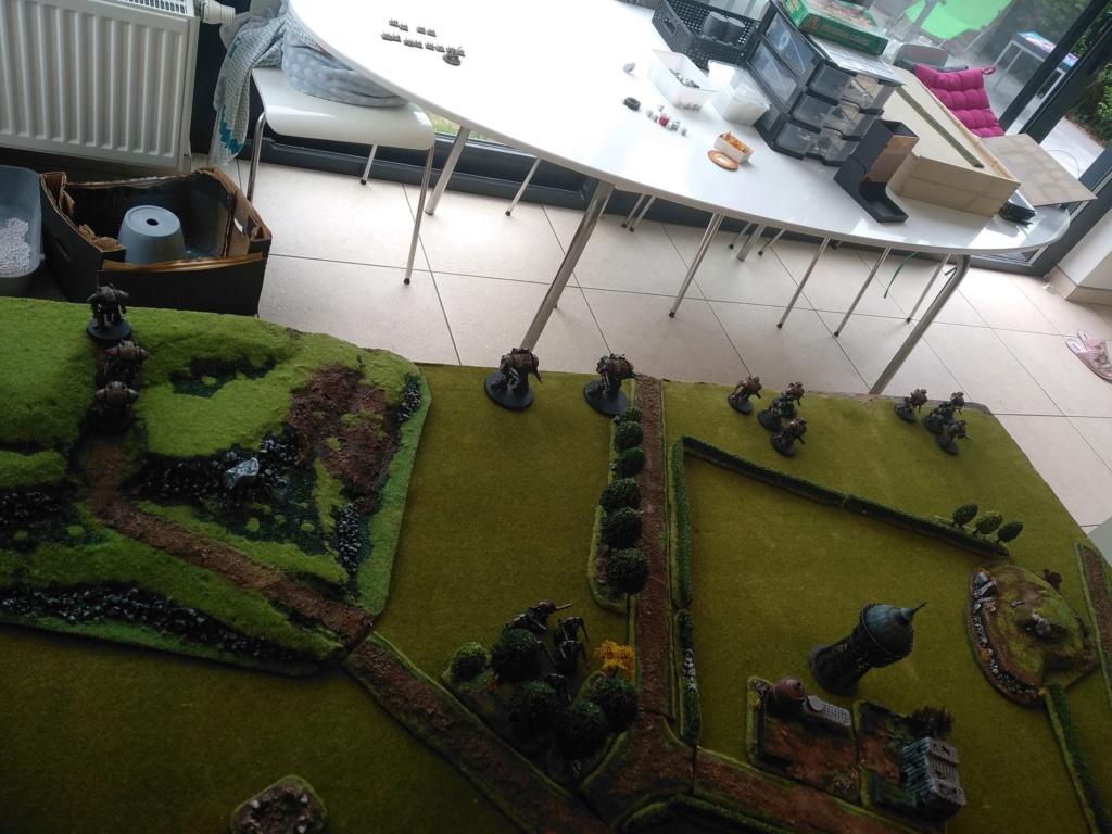 Rapport de bataille narrative GI VS IK + TL Deploi10
