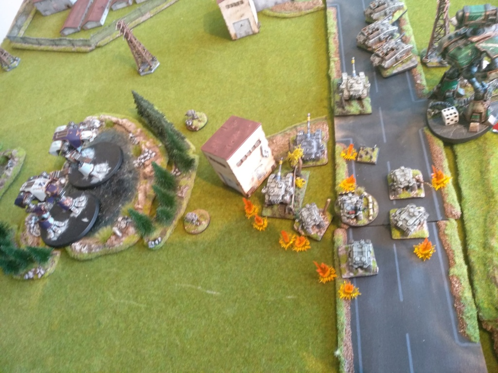 Rapport de bataille narrative GI VS IK + TL T2_eff10