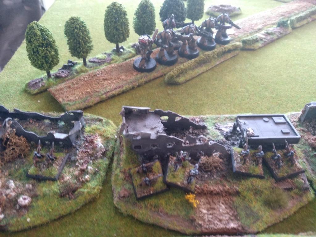 Rapport de bataille narrative GI VS IK + TL T2_hel10