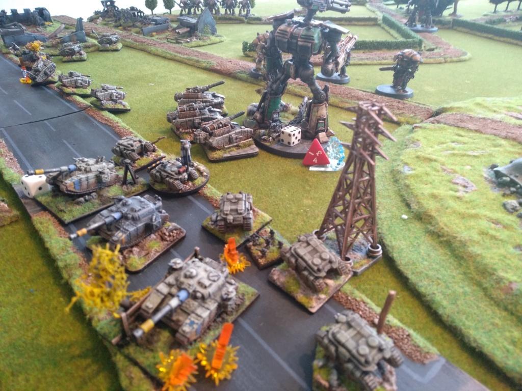 Rapport de bataille narrative GI VS IK + TL T2_prz10