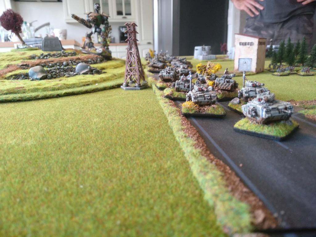 Rapport de bataille narrative GI VS IK + TL T3_com10