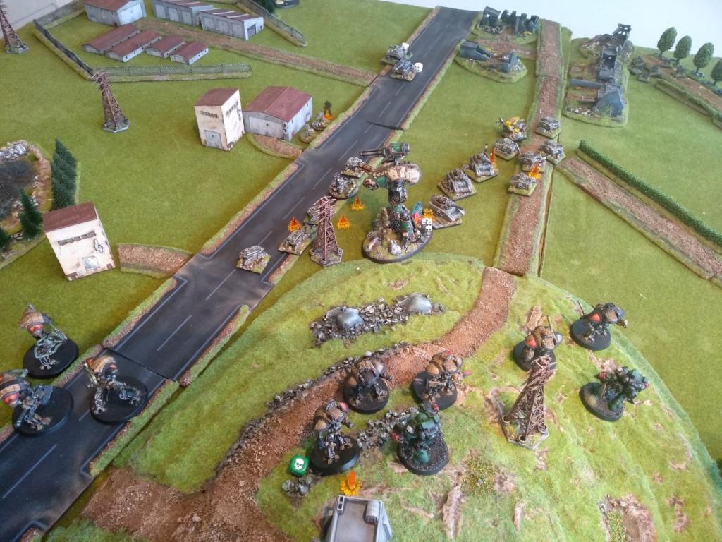Rapport de bataille narrative GI VS IK + TL T3_dzo11
