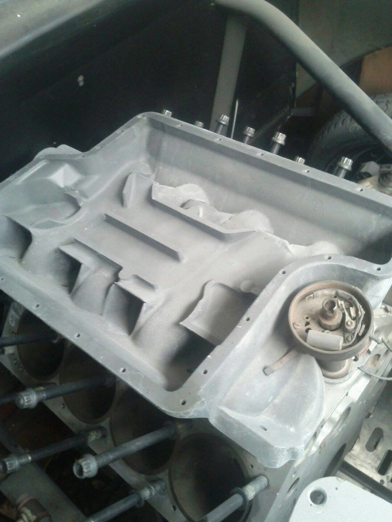 help with 604ci engine build Boss 429 buddy bar manifold fuel distribution etc etc...   13010210