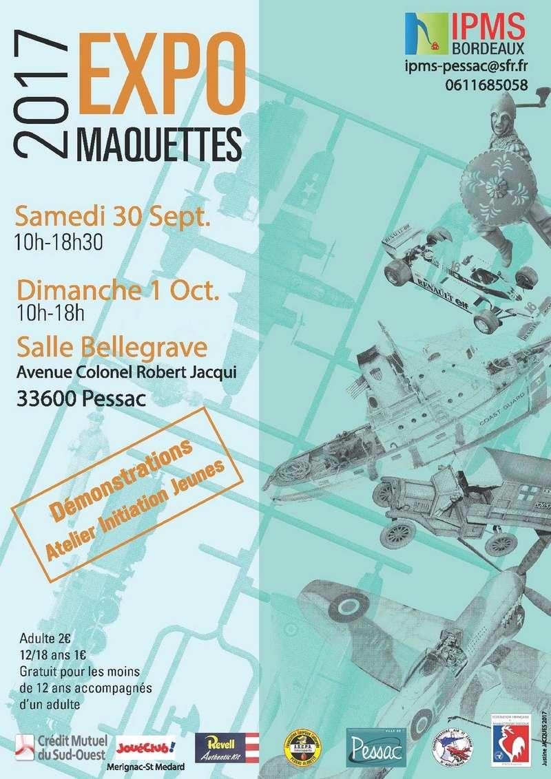 Bordeaux 2017 30/09/17 - 01/10/17 Affich10