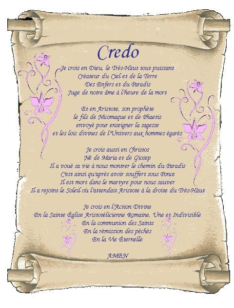 Baptême d'Aurore et Herval - Page 2 Credo_12