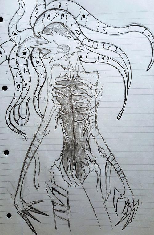 Shadowpath's other art Raikan11