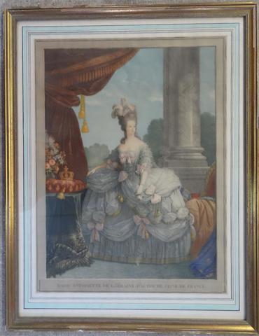 Portrait de la Reine 1778 - Page 3 19063310