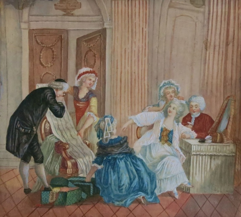 A vendre: miniatures de Marie Antoinette? - Page 5 _5712