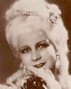 Cagliostro (Suzanne Bianchetti) réalisé en 1929 par Richard Oswald Suzann10