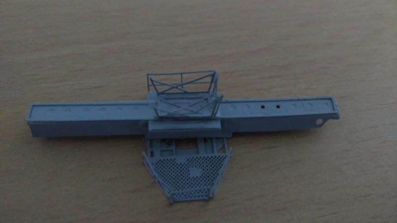 Bausatz Scharnhorst / Heller 1:400 Img_2085