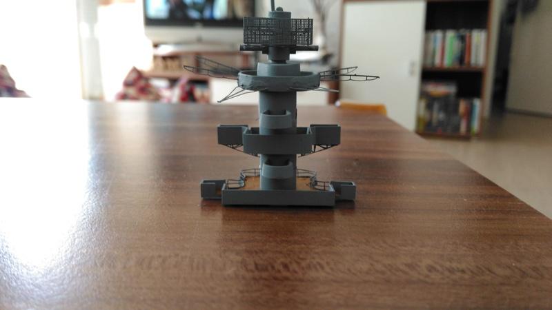Bausatz Scharnhorst / Heller 1:400 Img_2095