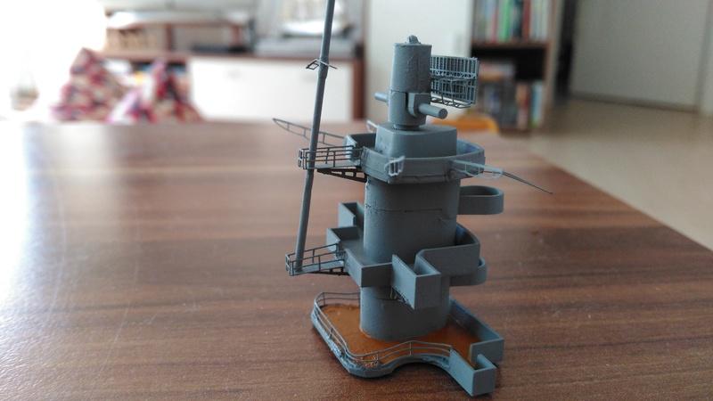 Bausatz Scharnhorst / Heller 1:400 Img_2096