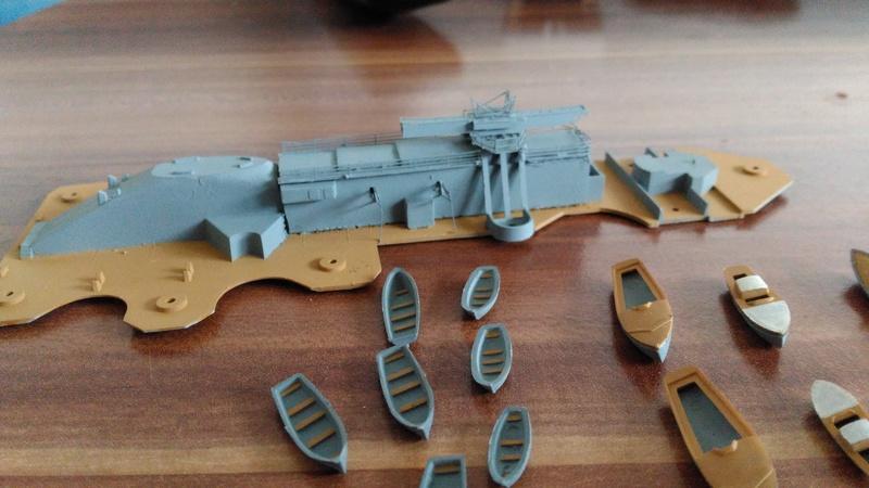Bausatz Scharnhorst / Heller 1:400 Img_2109