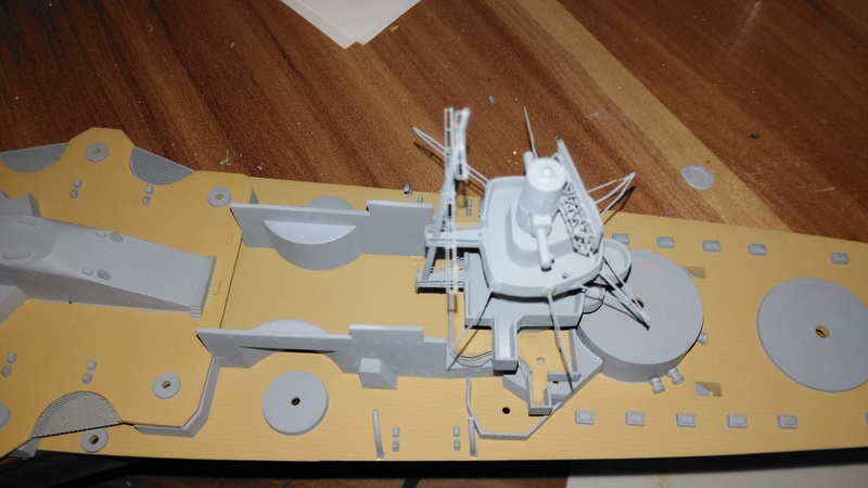 Bausatz Scharnhorst / Heller 1:400 - Seite 2 Img_2118