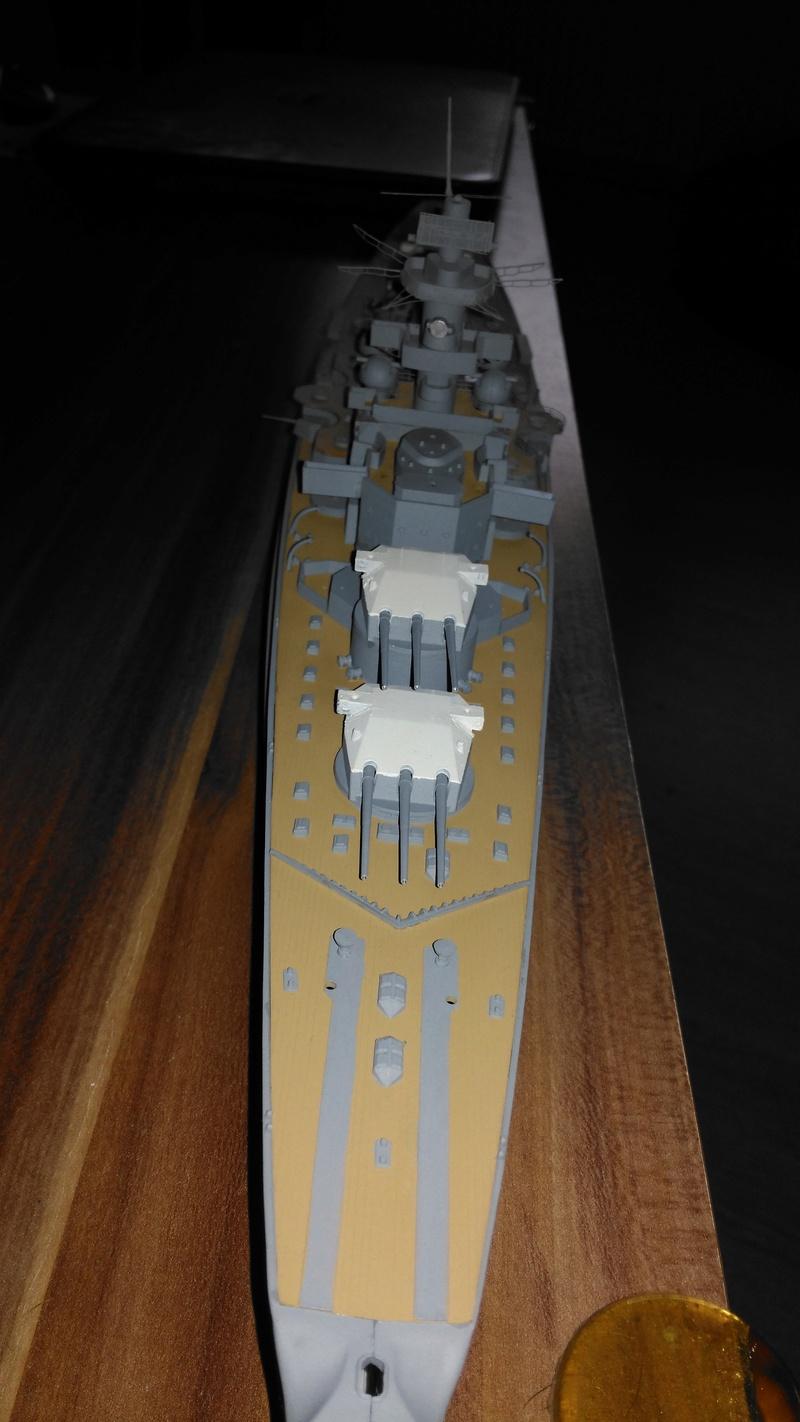 Bausatz Scharnhorst / Heller 1:400 - Seite 2 Img_2125