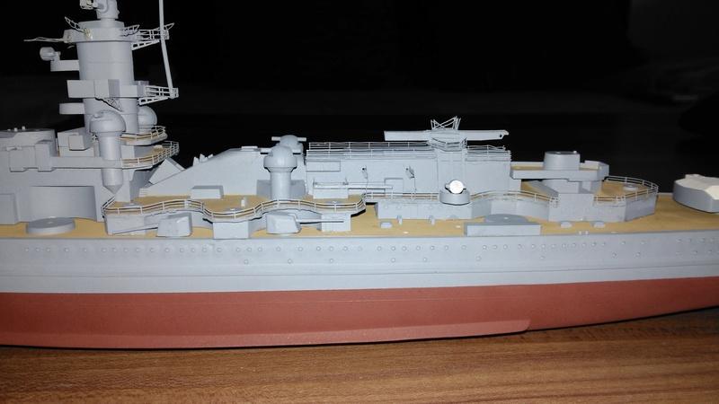 Bausatz Scharnhorst / Heller 1:400 - Seite 2 Img_2126