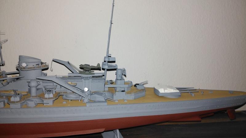 Bausatz Scharnhorst / Heller 1:400 - Seite 2 Img_2129